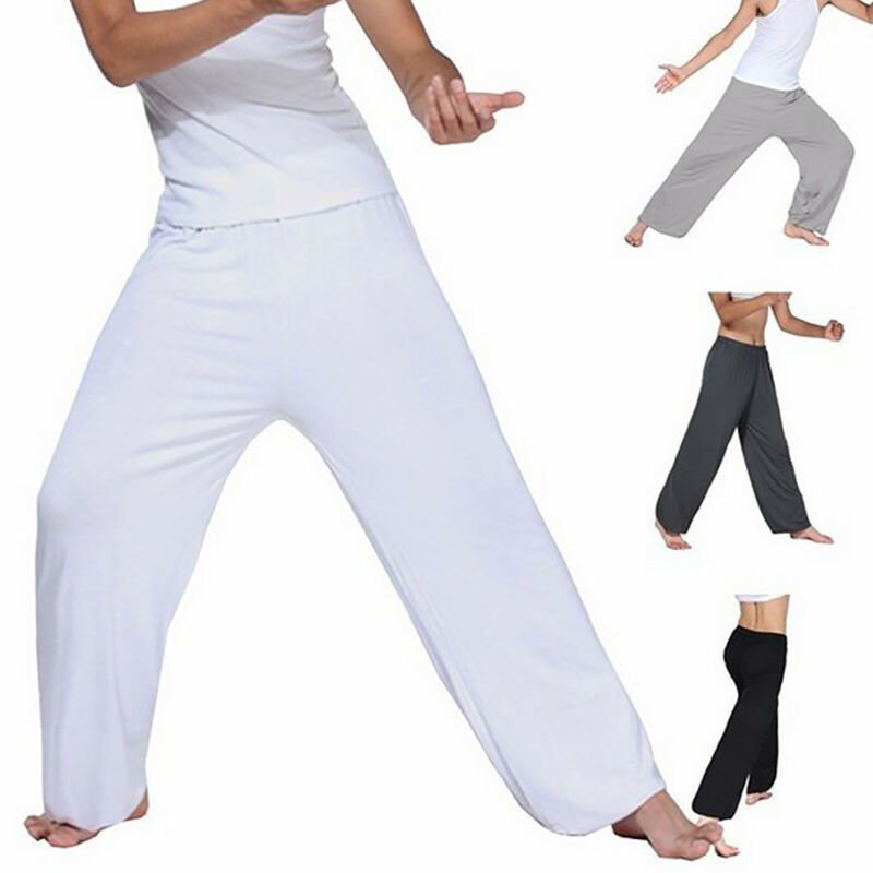 Womens Mens Harem Pants Yoga Festival Baggy Hippie Genie Alibaba Hareem Trouser 2