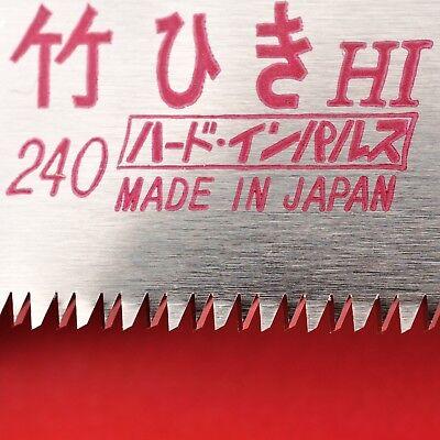 Lame rechange pour Scie Japonaise KATABA ZETTO Z-saw 9SM life bois lame de 265mm