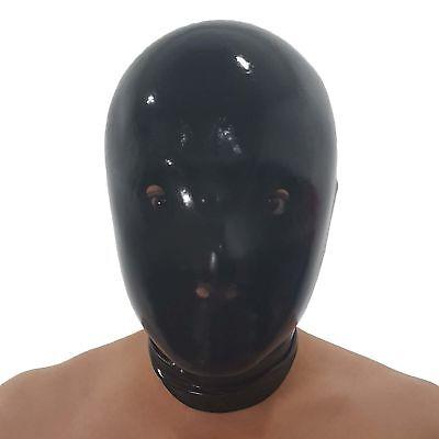 Anatomische Latex Maske aus Rubber, Einheitsgröße 2