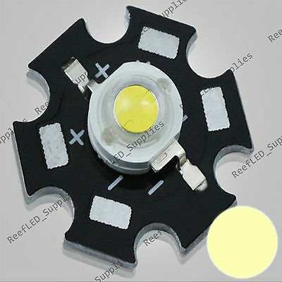 1,5,10 3W High Power LED chip bead PCB-Grow lights, Aquarium, Diy Full Spectrum 7