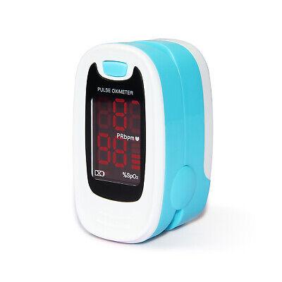 USA FDA Finger Pulse Oximeter Blood Oxygen Sensor O2 SpO2 Monitor Heart Rate New 4