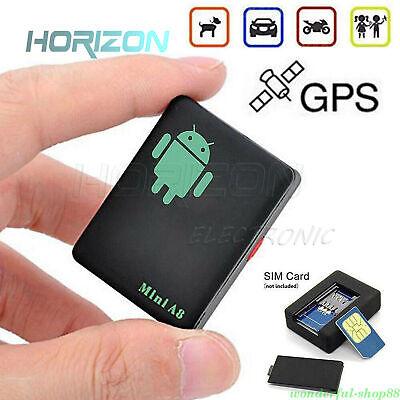 Mini A8 GPS Tracker Locator Car Kid Global Tracking Device Anti-theft Outdoor 2