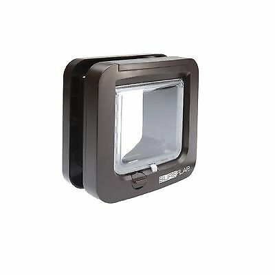 GENUINE Sureflap Microchip CatFlap Brown Poster Today If Paid Before 3pm 2