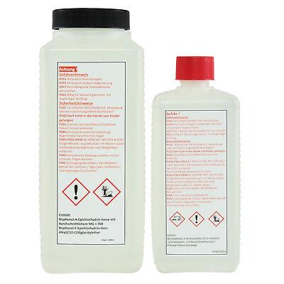 1,75Kg GFK Epoxidharz Epoxydharz Epoxi Laminierharz Terra - Harz Top-Qualität
