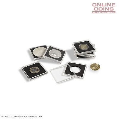 Lighthouse Quadrum 20mm Square Coin Capsules - 10 Pack 2