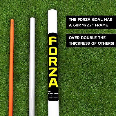 FORZA Football Goals - Locking, Match, Steel & Aluminium Goal [Net World Sports] 11