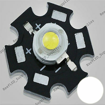 1,5,10 3W High Power LED chip bead PCB-Grow lights, Aquarium, Diy Full Spectrum 2