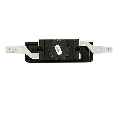 Roller Door Lock Gliderol With Faceplate & Keys Suits Garage Roller Doors B&D 7