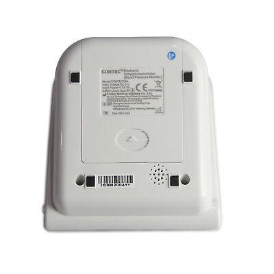 US Seller,Digital Blood Pressure Monitor SPO2 Infant Adult NIBP Monitor Software 6