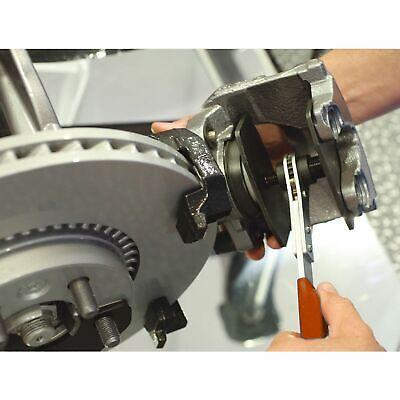 Car Ratchet Brake Piston Spreader Wrench Caliper Pad Install Tool Press Portable 2