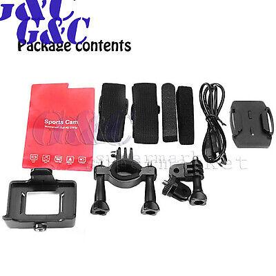 Waterproof SJ4000 HD480P Ultra Sports Action Camera DVR Helmet Cam Camcorder 4