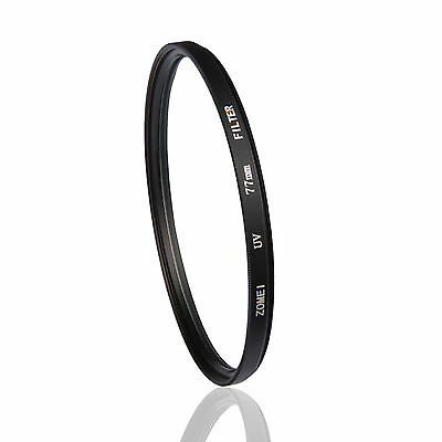 ZOMEI UV Filter Camera Lens Protector for Canon 52/55/58/62/67/72/77/82/86mm 2