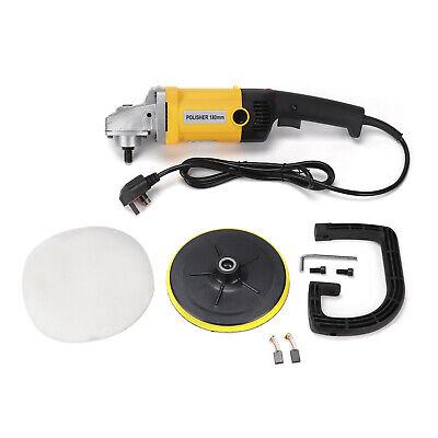 """Power Polisher 1200W 6"""" Car Buffer Waxer Sander Waxing Polishing Buffing Machine 8"""
