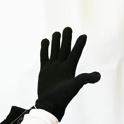 Boys Girls Children Winter Gloves Character Soft Knitted Glove Finger Anti Slip
