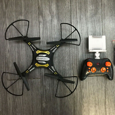 Drone Quadricottero Radicomandato Headless Wifi Fpv Camera Hd Video Foto Usb Led 5