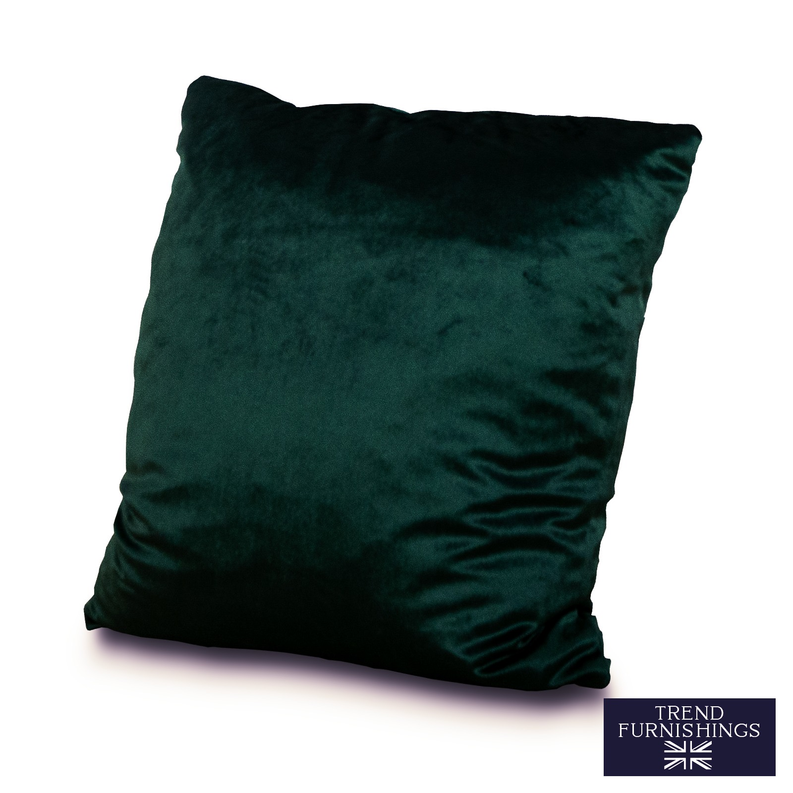 Velvet Soft Plush Cushion Covers 9 Colours Filled or Unfilled Handmade in the UK 5