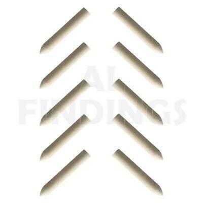 10 Rhodium Stift Überzug Spitze Top Hell Gold Rhodinette Schmuck Platte Werkzeug 4