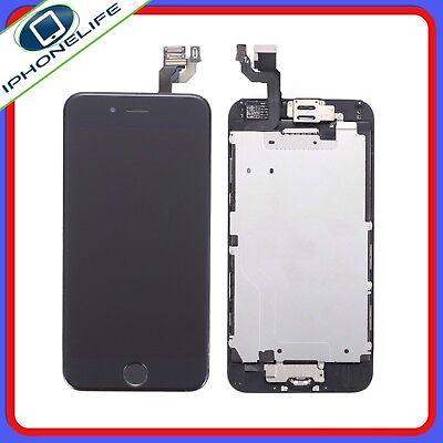 Bloc Complet Assemblée Chassis Vitre Tactile Ecran Lcd Iphone 6 Noir / Blanc 3
