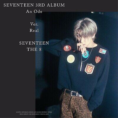 Seventeen - [An Ode] 3rd Album CD+Poster+PhotoBook+Mini Book+Card+Pre-Order+Gift 9