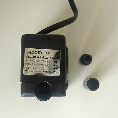 600l/h Water Pump for Aquarium Fish Tank Powerhead Water Feature 3