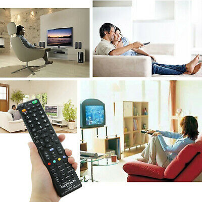NO PROGRAMMING Universal LCD/LED/3D Smart TV Remote for Samsung/TCL/Hisense/Sony 4