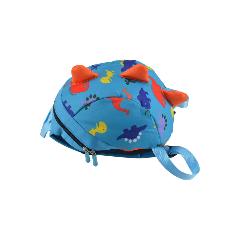 Cartoon Baby Toddler Kids Dinosaur Safety Harness Strap Bag Backpack with Reins 12