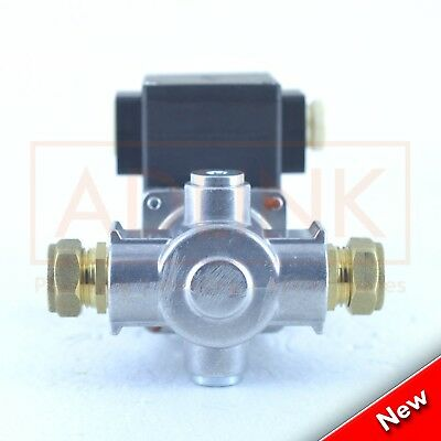 GAS SOLENOID VALVE 28mm COPPER PIPE 4 GAS INTERLOCK VENTILATION SYSTEM SHUT OFF 5