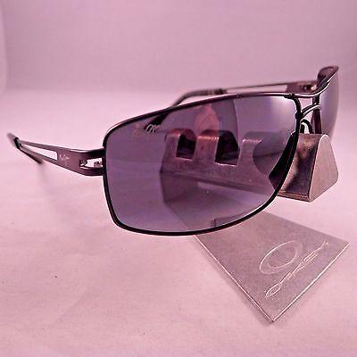 41f59e9caf ... Maui Jim Manu Mj 276-40 Gunmetal Grey Polarized Sunglasses Aviator  Authentic 8 3