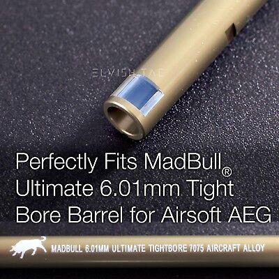 RHOP Fit Mad Bull SteelBull 6.03mm Airsoft Tightbore TBB Barrel NO Sanding R Hop