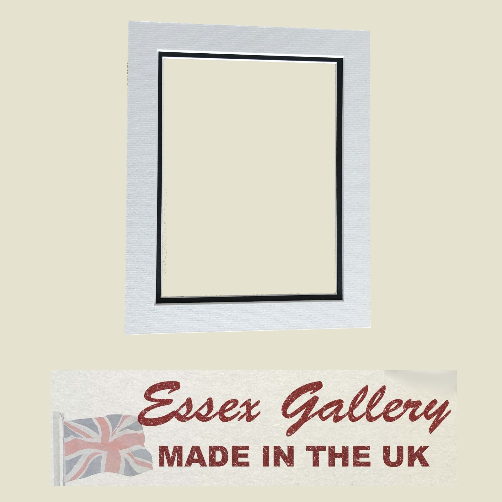 Bespoke Picture & Photo Frame Double Mounts - Cut to Any Size (Max Size 20x16) 3