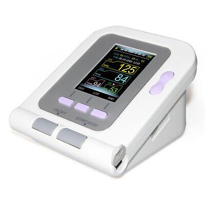 CONTEC-08A Digital Blood Pressure Monitor Adult/Pediatric/Child Upper Arm Cuffs 5