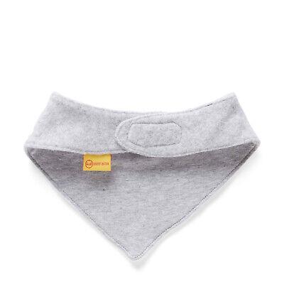 STEIFF® Fleece Halstuch Dreieckstuch Grau Bär Unisex L000020117 Basic NEU! 2