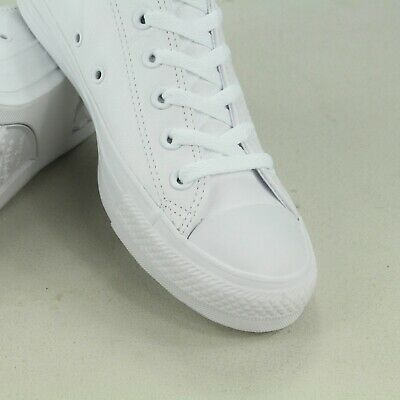 CONVERSE ALL STAR Ox Leather Trainers New in box UK Size 3,4