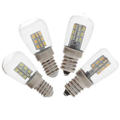 Horno Luz Congelador Nevera Bombilla E14 E12 3W 4W 15W 25W Alta Temperatura