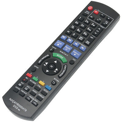New N2QAYB000479 Remote for Panasonic DVD Recorder DMR-XW385 DMR-XW390 DMR-XW480 8
