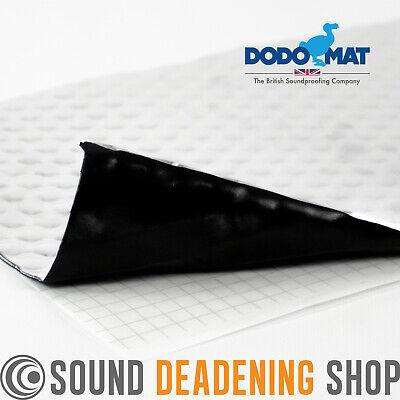 Sound Deadening Dodo Mat DEADN ® Hex 20 Sheets 20sq.ft Car Vibration Proofing 4