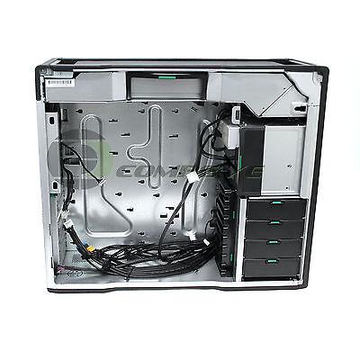 HP Z820 WORKSTATION / Computer Case Chassis (Case with PSU DVD-RW Fans  Caddies)
