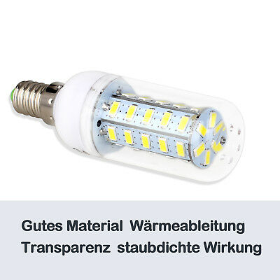 LED Birnen Glühbirne E27 E14 Warmweiß Kaltweiß Neutralweiß 5730 SMD 220V Lampe 5