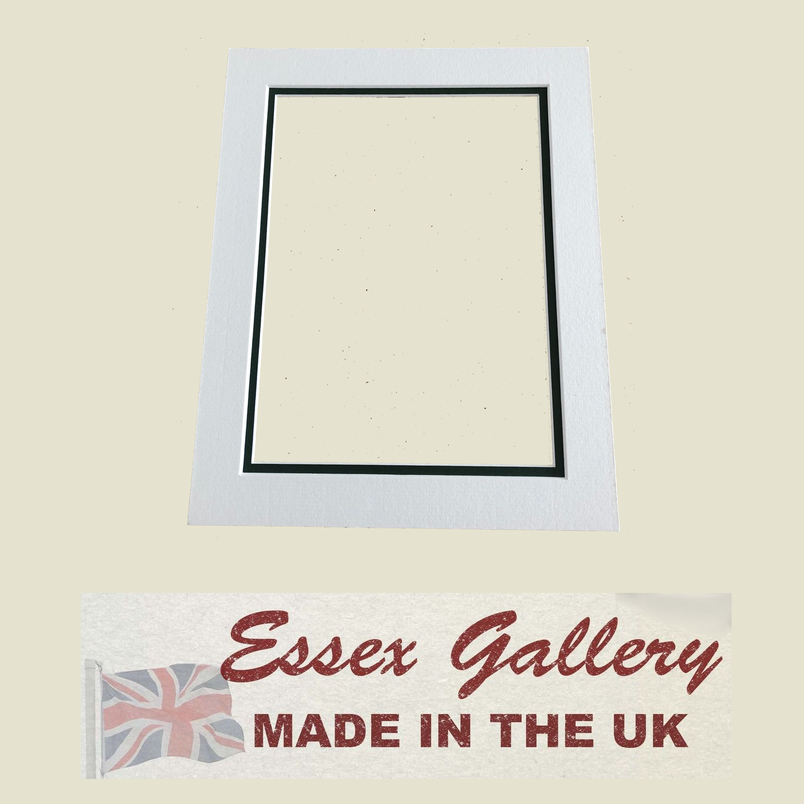 Bespoke Picture & Photo Frame Double Mounts - Cut to Any Size (Max Size 20x16) 6