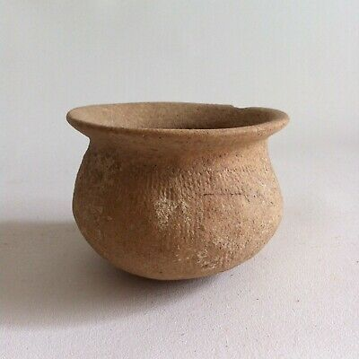 Bronze Age Northeast Thai Cord-impressed Pot 2