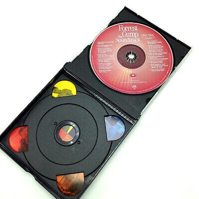Forrest Gump The Soundtrack Double 2 CD Album 32 American Classics 1994 3