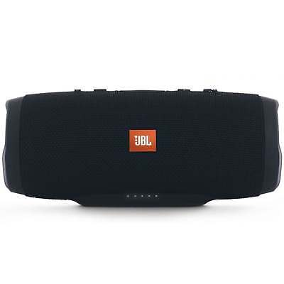 Portable Bluetooth Speaker Compact Wireless JBL Charge 3 Audio Speakers Black AU