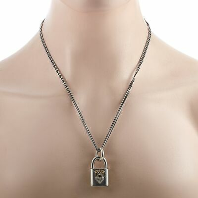 King Baby Argent os collier pendentif