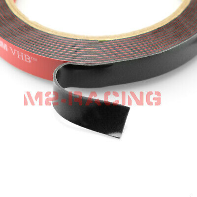 **35 Feet**Genuine 3M VHB #5952 Double-Sided Mounting Acrylic Foam Tape Adhesive 2