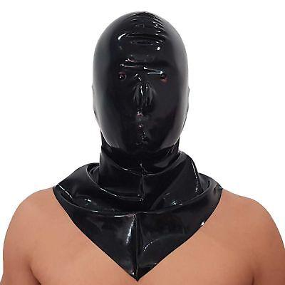 Latex-Hangman's Henker Maske aus Gummi, Einheitsgröße 2
