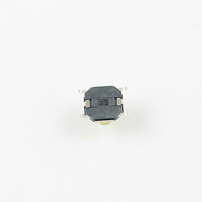 100x Momentary Tactile Tact Touch Push Button Switch 4 Pin SMT SMD 4.5x4.5x3.8mm