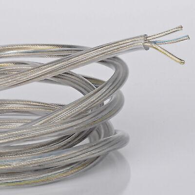 Kabel 2pol. PVC//FEP 2x0,75mm²  1,55  Meter Zuschnitte