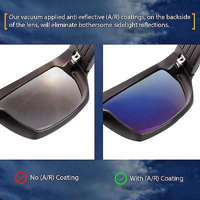 8637482ac7 ... Polarized IKON Iridium Replacement Lenses For Oakley Holbrook LX Silver  Mirror 6