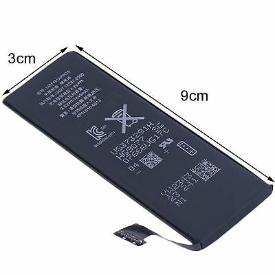 Brand New Replacement Battery Compatible For iPhone 5 5S 5SE With Free Tools 7