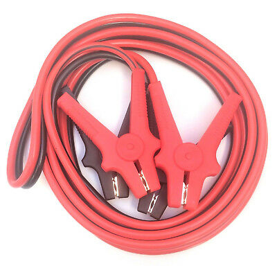Câbles de Démarrage, Câble Contournement Démarreur 900A 2x 6m 12V 24V 3